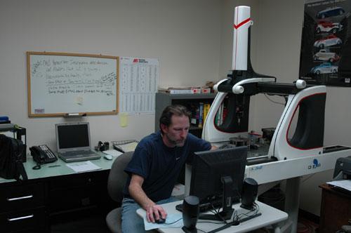 machine shop inspection equipment